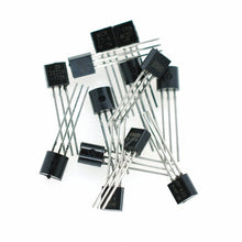 Load image into Gallery viewer, 100PCS/Lot BC547B BC547 100MA 45V 0.1A NPN TO-92 transistor