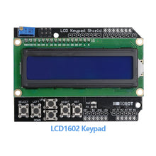 Load image into Gallery viewer, LCD1602 LCD2004 LCD12864 IIC/I2C Module Display, Blue/Green Screen for Arduino UNO Mega 2560 Raspberry pi