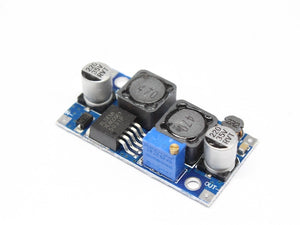 DC-DC XL6009 Auto Boost Buck Adjustable Step Up Step Down Converter Module Solar 1.25-36V Voltage Board MOSFET Switch DSN6000AUD
