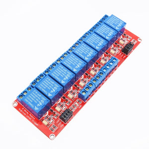 2016 China Wholesale 5V 16 Channel Relay Module for arduino ARM PIC AVR DSP Electronic Relay Plate Belt optocoupler isolation