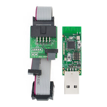 Load image into Gallery viewer, Wireless CC2531 Sniffer Bare Board Packet Protocol Analyzer Module USB Programmer Downloader Cable Connector