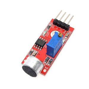 High Sensitivity Sound Microphone Sensor Detection Module For Arduino AVR PIC