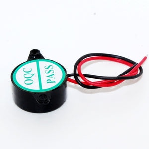 Hot Sale Newest Useful New Arrival Durable 3-24V Piezo Electronic Buzzer Alarm 95DB Continuous Sound Beeper For Arduino Car Van