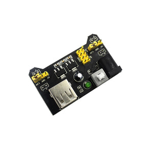 MB-102 Module 2 Channel Board MB102 DC 7-12V Micro USB Interface Breadboard Power Supply Module for arduino Diy Kit