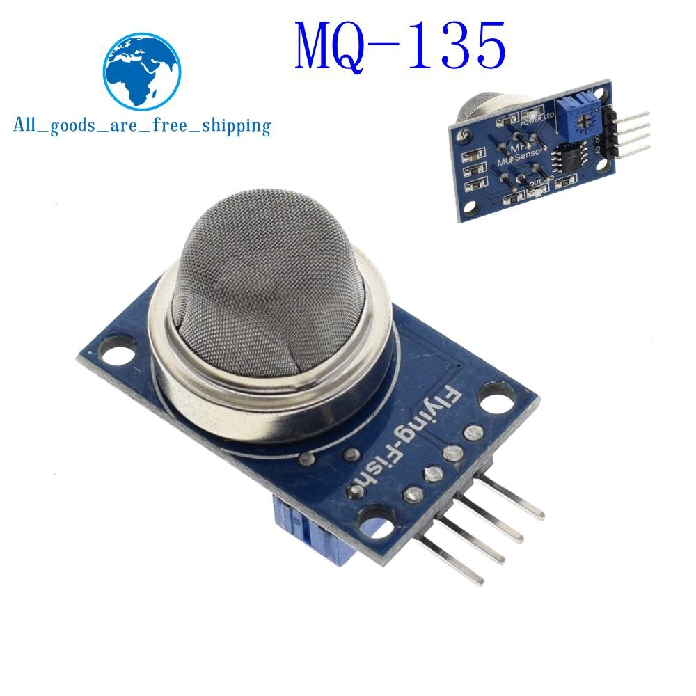 MQ-2 MQ-3 MQ-4 MQ-5 MQ-6 MQ-7 MQ-8 MQ-9 MQ-135 Detection Smoke methane liquefied Gas Sensor Module for Arduino Starter DIY Kit