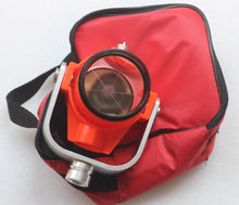 Load image into Gallery viewer, NEW Red mini Single Prism w/Bag for TOPCON/SOKKIA/NIKON total stations Surveying