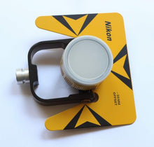 Load image into Gallery viewer, NEW YELLOW SINGLE PRISM PRISMS FOR NIKON TOTAL STATION STATIONS