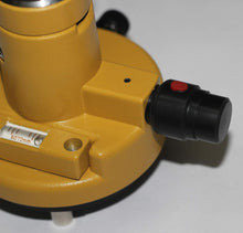 Load image into Gallery viewer, NEW Yellow Laser Tribrach Adapter Carrier LASER Plummet For  Total Station