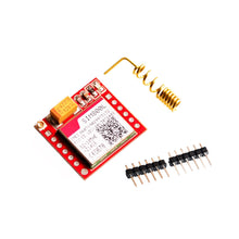 Load image into Gallery viewer, New SIM800L GPRS GSM Module w/ PCB Antenna SIM Board Quad band for Arduino