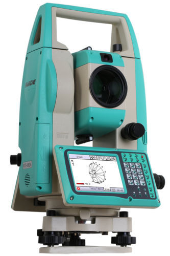 RUIDE RTS-862A Smart Color Total Station Prism Imaging Total Station