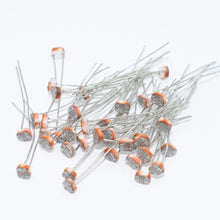 Load image into Gallery viewer, Resistors 10PCS/LOT 5528 photosensitive resistance/photoelectric switch element/photoelectric detecting element / 5 mm