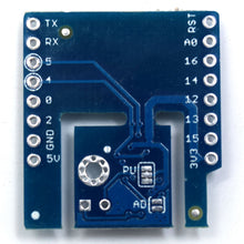 Load image into Gallery viewer, SHT30 Shield V2.1.0 for LOLIN (WEMOS) D1 mini SHT30 I2C digital temperature and humidity sensor module