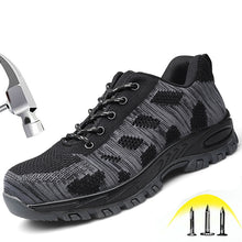 Load image into Gallery viewer, Indestructible Safety Shoes 19A01