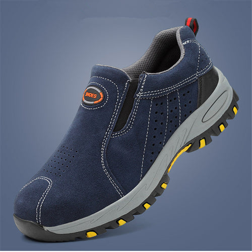 Men's Shoe Indestructible Safety Shoes 19119