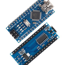 Load image into Gallery viewer, for Arduino Nano V3.0, Nano board ATmega328P 5V 16M Micro-controller board with USB cable (Nano x 5 + cable)