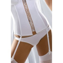 Gracya Diva Brief White, Size S/M/L/XL