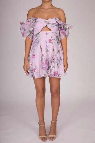 Alice McCall Lilac Peony Dress
