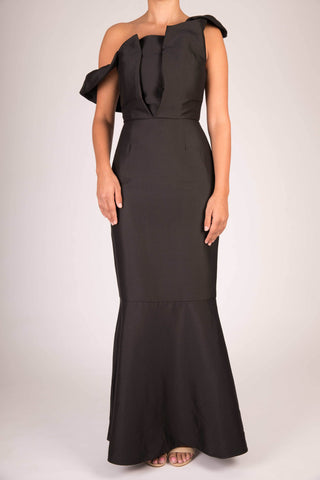 Keepsake The Label Illusion Gown