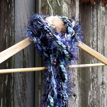 Load image into Gallery viewer, Braided Lariat Scarf - Jokull