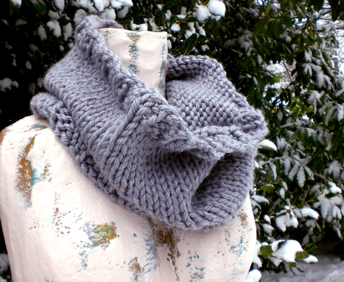 Fresh Start Cowl - Driftwood