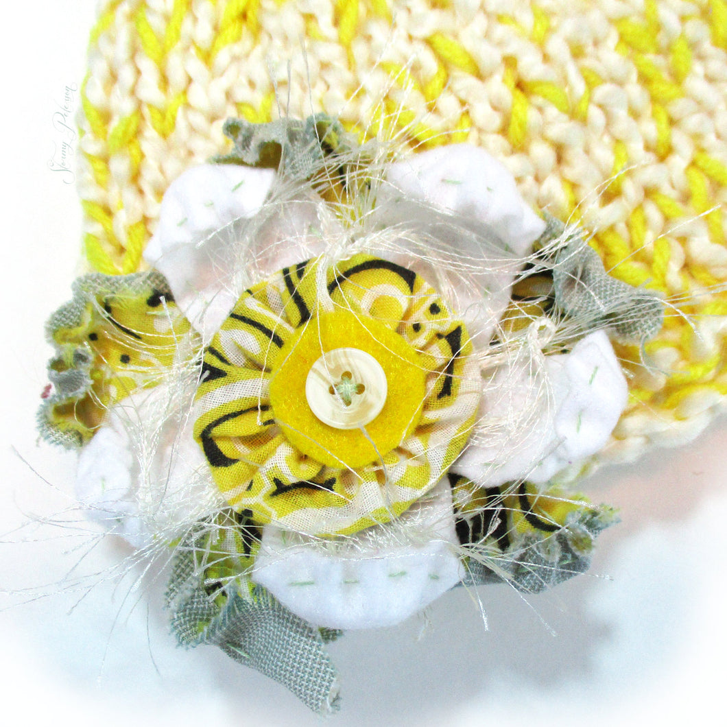 Photo Prop Newborn Hats - Lemon Drop