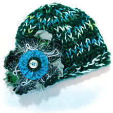 Load image into Gallery viewer, Photo Prop Newborn Hats - Evergreen