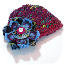 Load image into Gallery viewer, Photo Prop Newborn Hats - Crayon Box