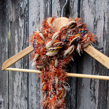 Load image into Gallery viewer, Braided Lariat Scarf - Pheasant