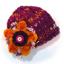 Load image into Gallery viewer, Photo Prop Newborn Hats - Spice Market