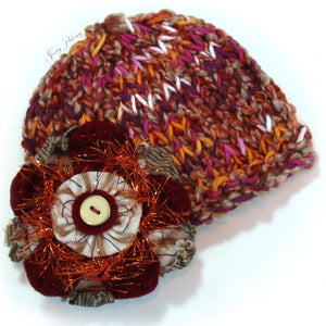 Photo Prop Newborn Hats - Pheasant
