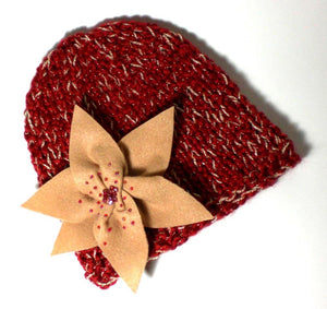 Sleigh Ride Perfect Fit Hat - Child Size or Small Adult