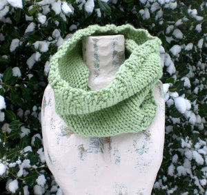 Fresh Start Cowl - Margarita