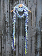 Load image into Gallery viewer, Braided Lariat Scarf - Mojito