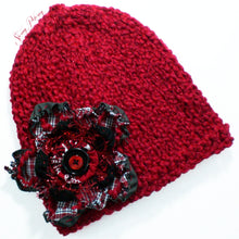 Load image into Gallery viewer, Real Red Slim Fit Hat