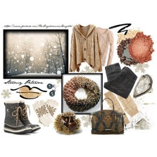 Load image into Gallery viewer, Karma Glitter Scarf Butterscotch