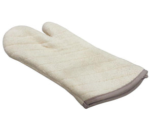Terry Cloth Oven Mitt