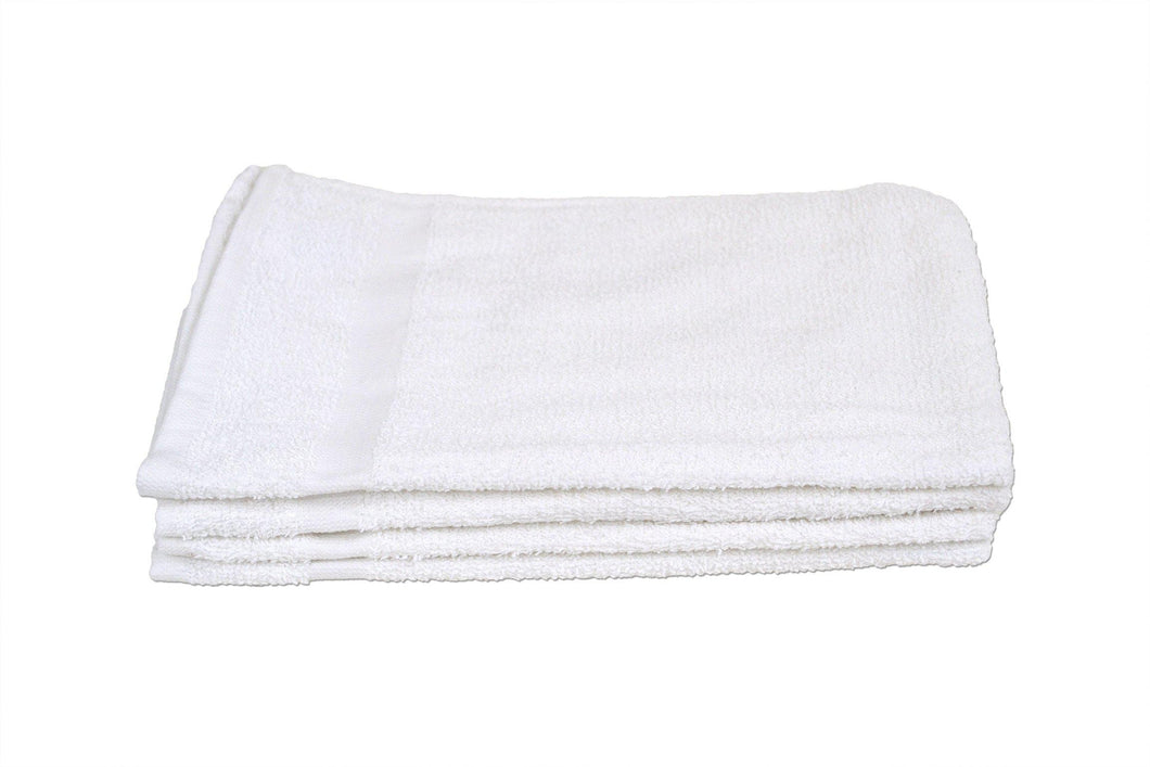 Value White Hand Towel 3.00 lb