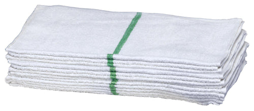 Green Stripe Bar Mop