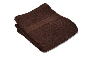 Brown Hand Towel