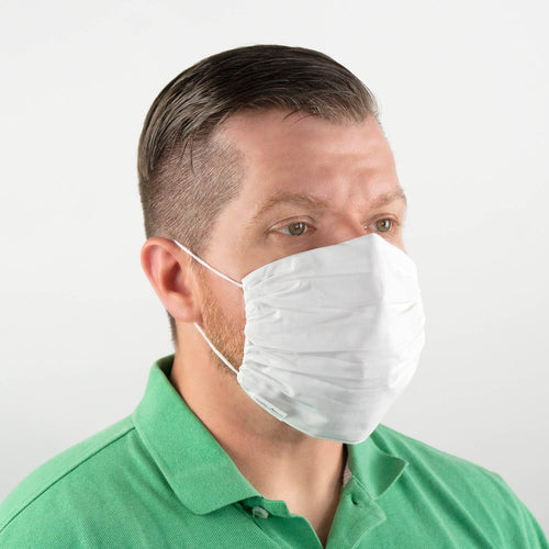Basic Adult Reusable Antimicrobial Face Mask