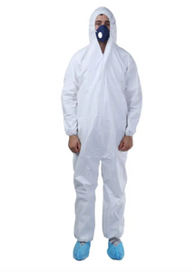 Disposable Isolation Coverall Protection Suit