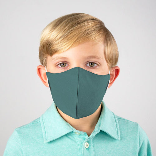 Active Youth Reusable Antimicrobial Face Mask