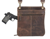 Vintage Cross Body Purse - Concealed Carry