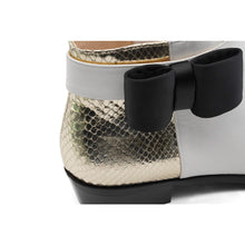Load image into Gallery viewer, Aria Ankle Bootie with Bow