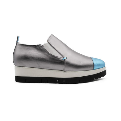Mino Slip-On Metallic Sneakers