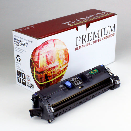 HP 122A Q3960A Reman Black Toner 5K