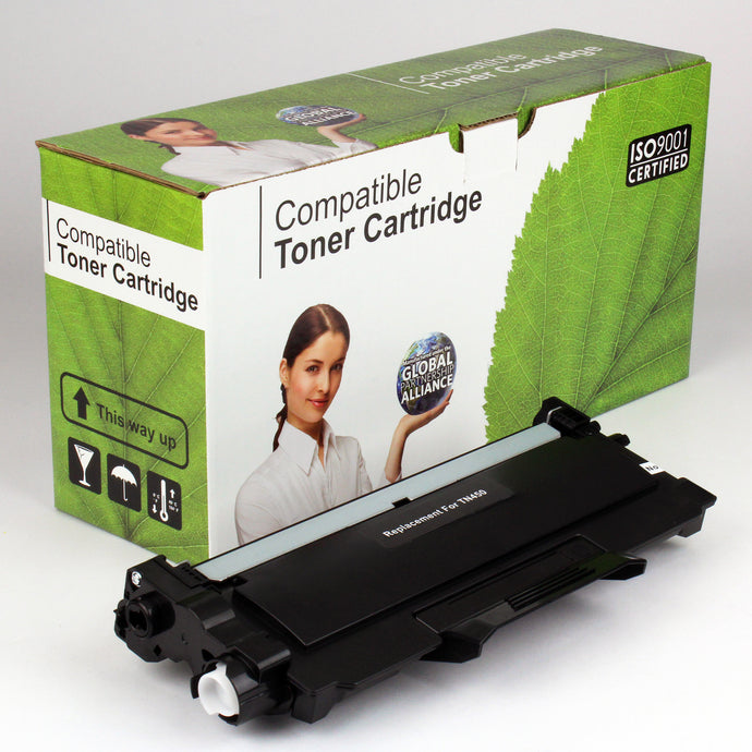 Brother TN450 Comp Toner 2.6K