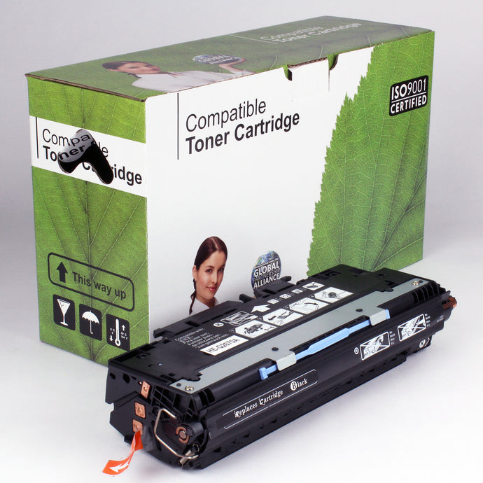 HP 308A Q2670A Comp Black Toner 6K