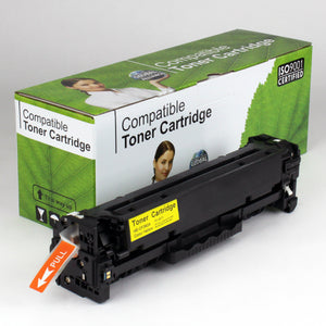 HP 312A CF382A Comp Yellow Toner 2.7K