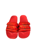 Shisty Japanese Sandals-( Racer Red)